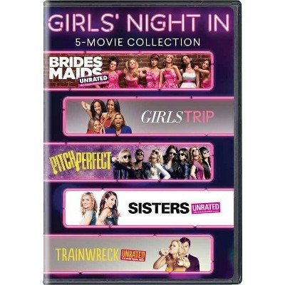 Girls' Night In 5-Movie Collection (DVD)(2021)
