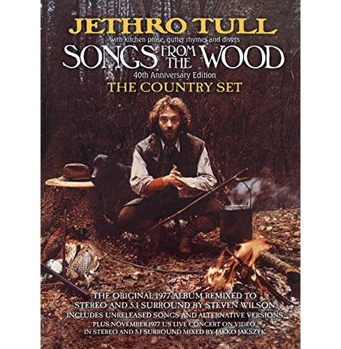 Jethro Tull - Songs From The Wood (CD) - image 1 of 1