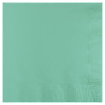 50ct Fresh Mint Green Napkins