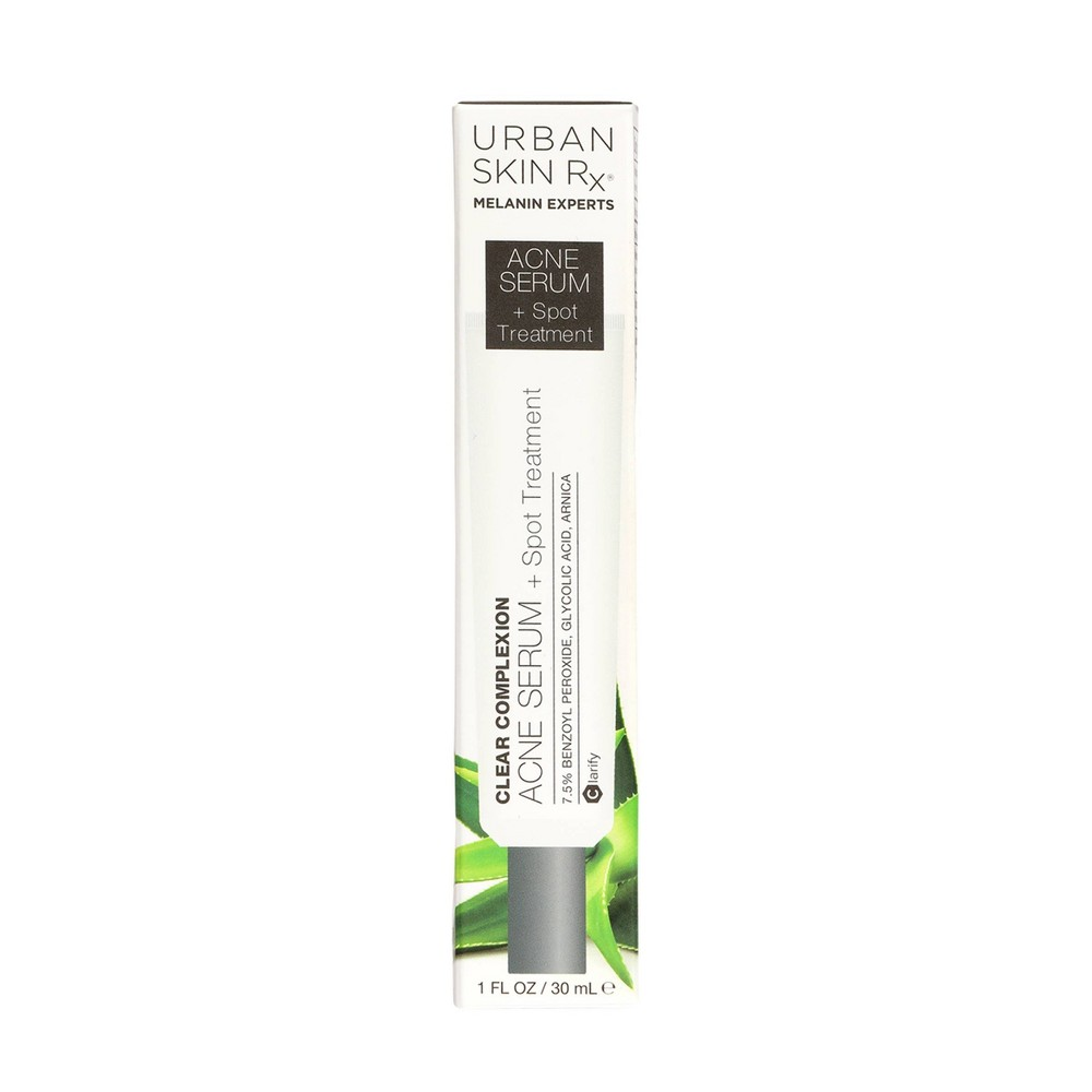 Image of Urban Skin Rx Clear Complexion Acne Serum and Spot Treatment - 1 fl oz