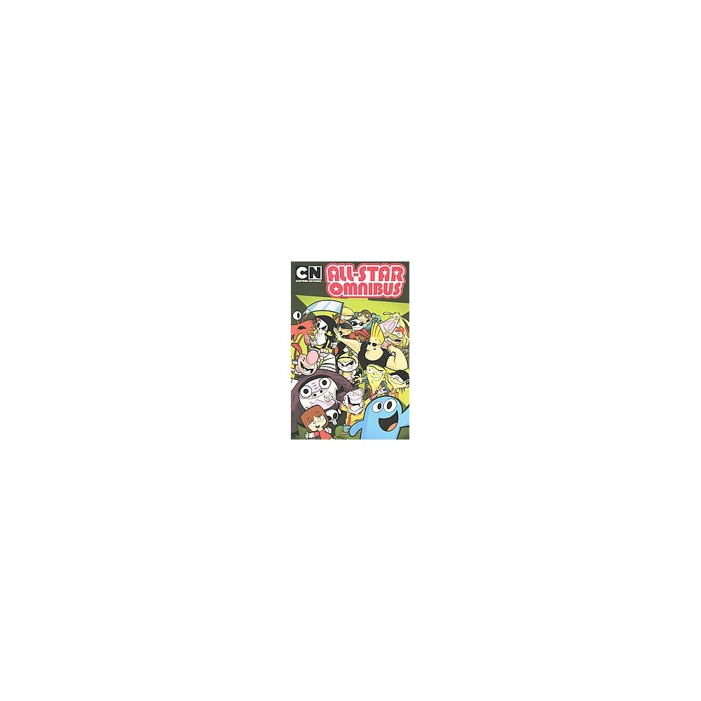 Cartoon Network All-Star Omnibus (Paperback)