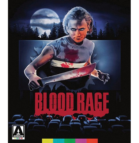 Blood Rage (Blu-ray) - image 1 of 1