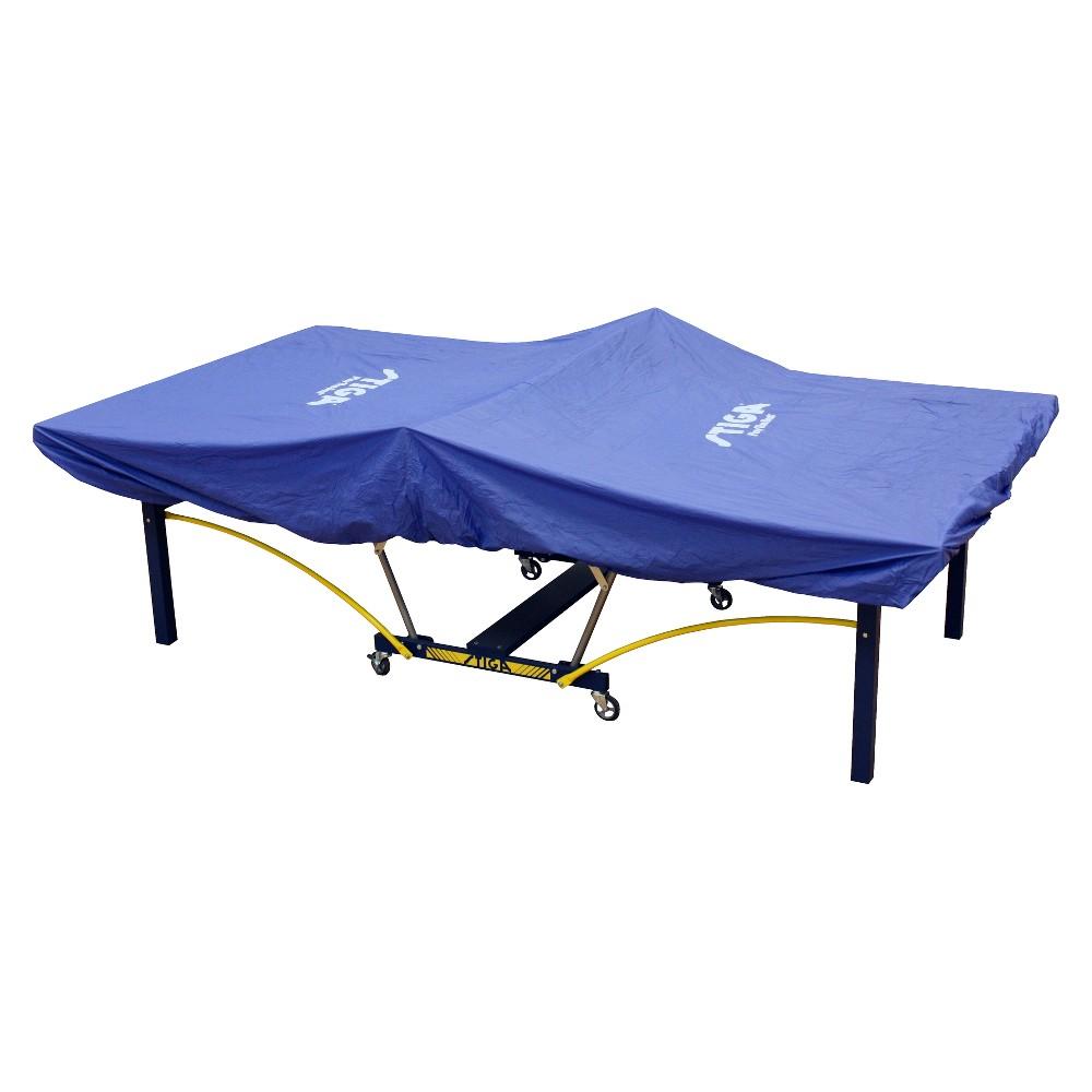 Stiga Table Tennis Table Cover - Blue