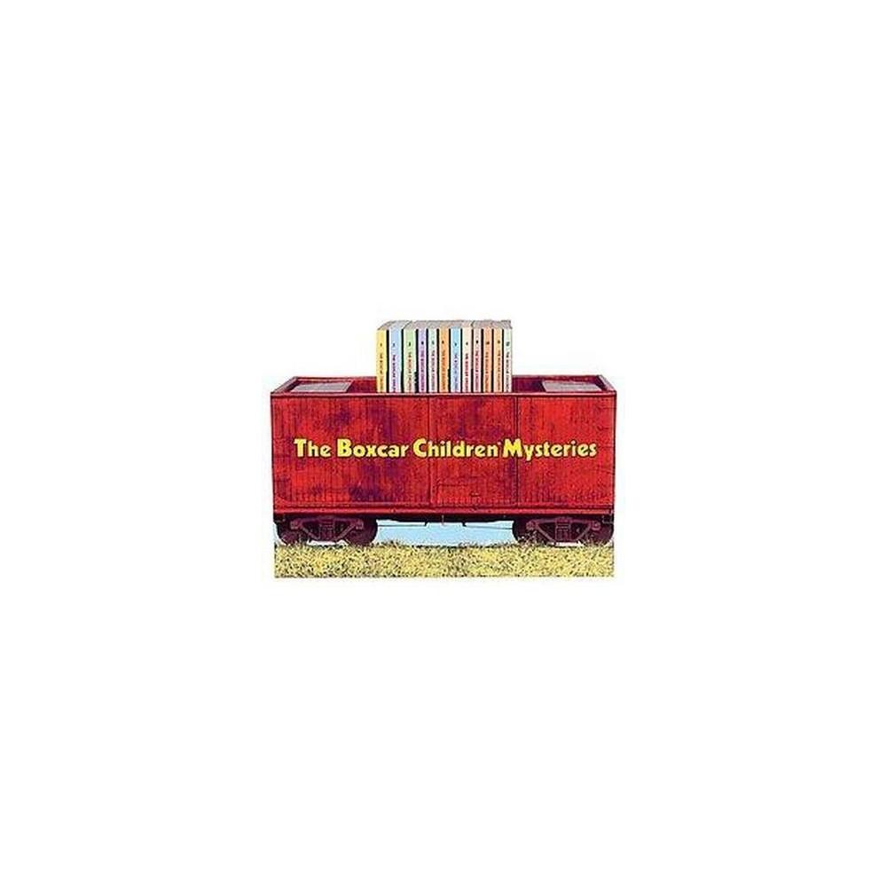 Boxcar Mysteries Bookshelf (Paperback) (Gertrude Chandler Warner)