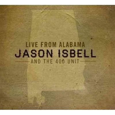Jason Isbell - Live From Alabama (CD)
