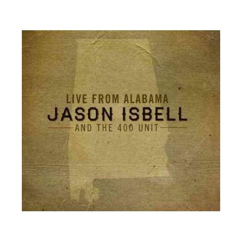 Jason Isbell - Live From Alabama (CD) - image 1 of 1