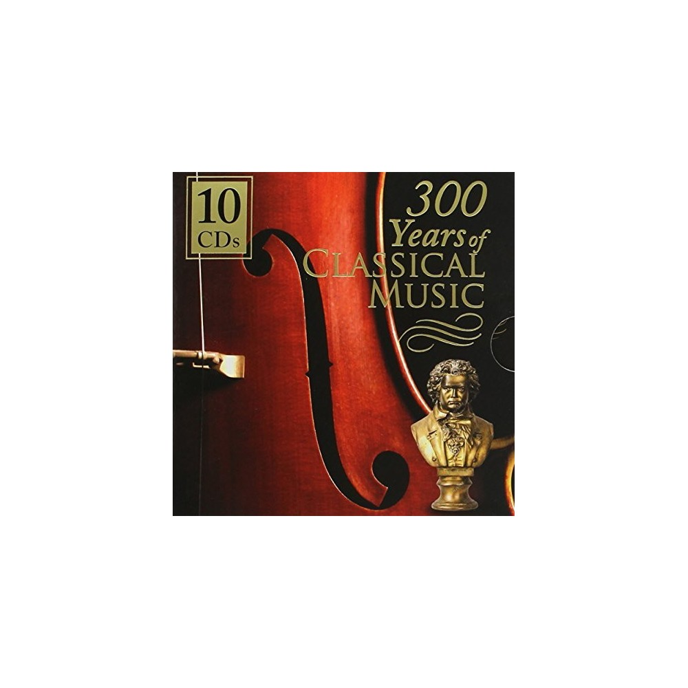 300 Years of Classical Music & Var - 300 Years of Classical Music / Var (CD)