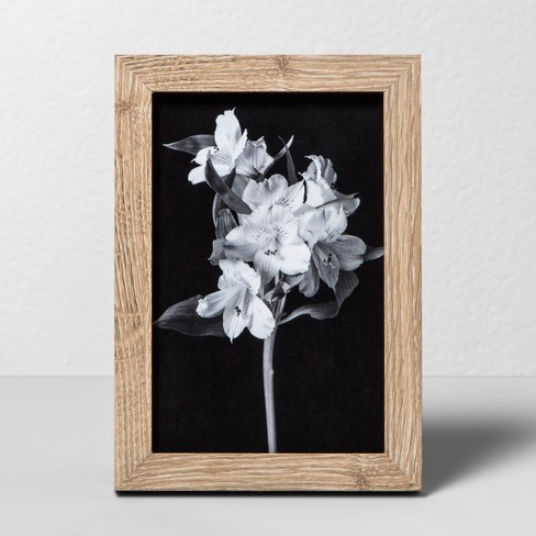 """4"""" x 6"""" Thin Grain Frame Wood - Made By Design™ - image 1 of 2"""