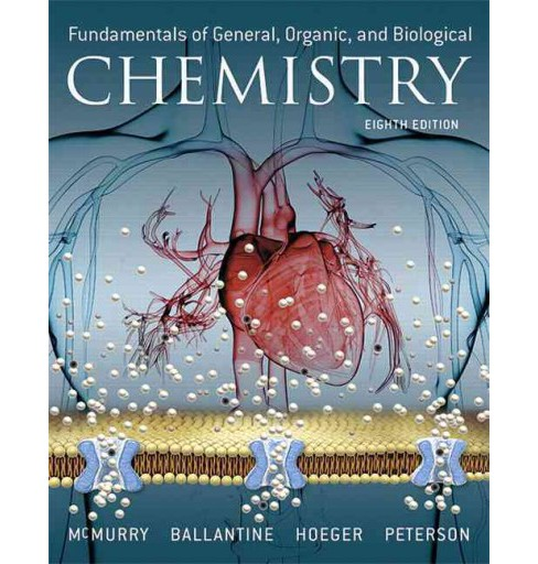 Fundamentals of General, Organic, and Biological Chemistry (Hardcover) (John McMurry & David S. - image 1 of 1