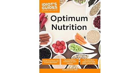 Optimum Nutrition (Paperback) (Stephanie Green) - image 1 of 1