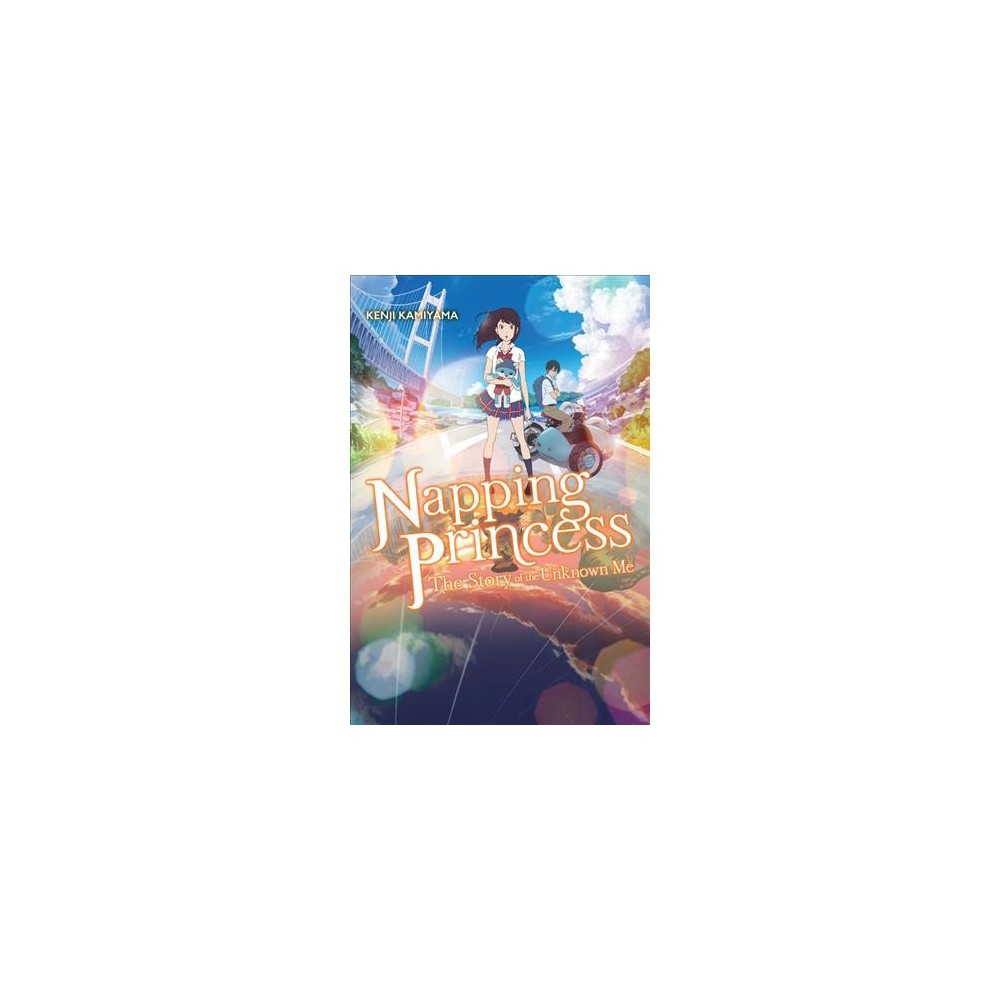 Napping Princess : The Story of the Unknown Me - Tra by Kenji Kamiyama (Paperback)