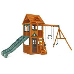 KidKraft Westbury Wooden Swing Set/Playset