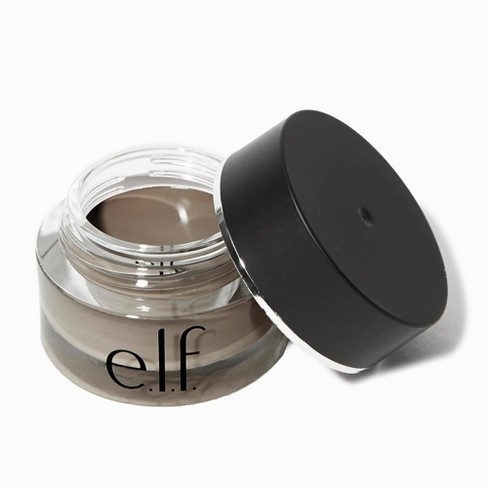 e.l.f. Lock on Liner and Brow Cream Medium Brown - .19oz - image 1 of 4