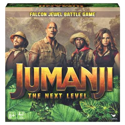 Jumanji: The Next Level Falcon Jewel Battle Board Game