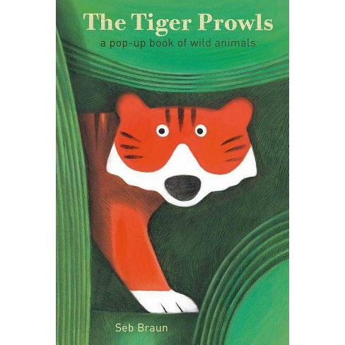 The Tiger Prowls - (Hardcover) - image 1 of 1