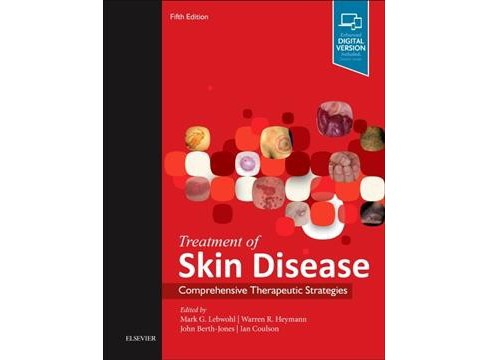 Treatment of Skin Disease : Comprehensive Therapeutic Strategies (Hardcover) (M.D. Mark G. Lebwohl & - image 1 of 1