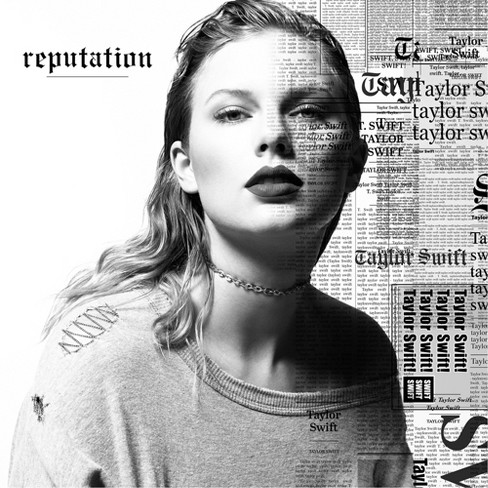 Taylor Swift - reputation (Standard Version) (CD) - image 1 of 2
