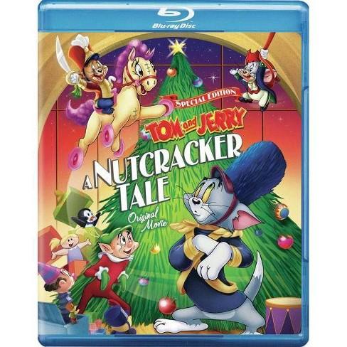 Tom & Jerry: A Nutcracker Tale (Blu-ray)(2020) - image 1 of 1