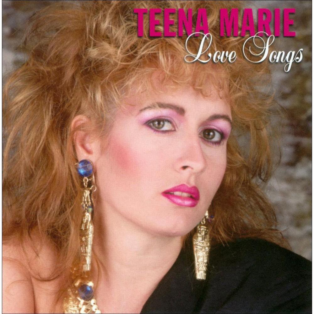 Teena marie - Love songs (CD)