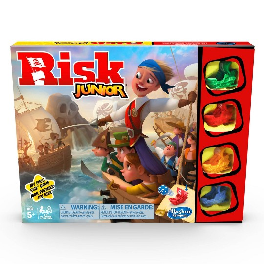 Risk Junior Board Game, Board Games image number null