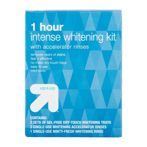 1-Hour Intense Teeth Whitening Kit - Up&Up™ - image 1 of 4