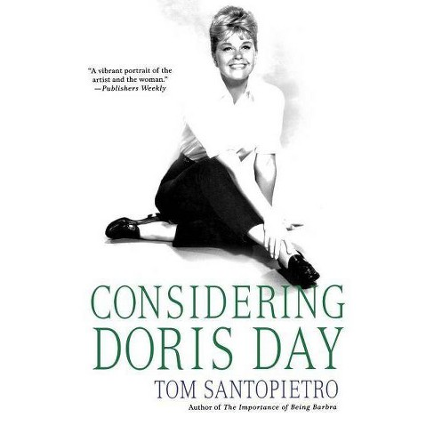 Considering Doris Day - by  Tom Santopietro (Paperback) - image 1 of 1