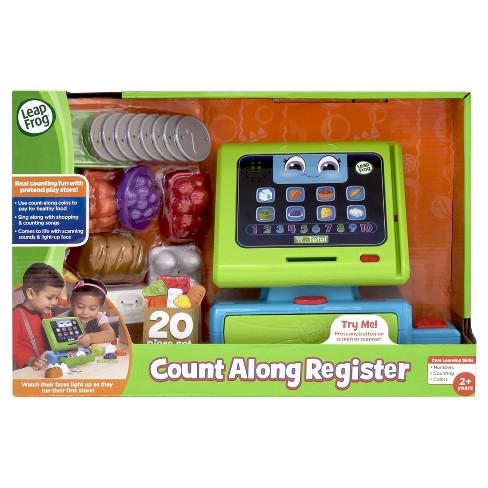 LeapFrog Count Along Cash Register Target