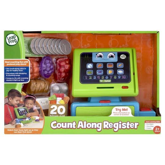 LeapFrog Count Along Cash Register image number null