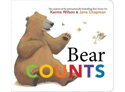 Bear Counts (Hardcover) (Karma Wilson) - image 1 of 1