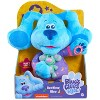 Blue's Clues & You! Bedtime Blue 13'' plush - image 4 of 4
