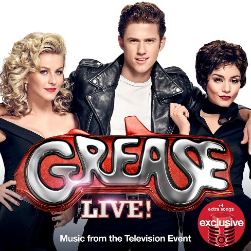 GREASE! Live on Fox (Target Exclusive) - image 1 of 1