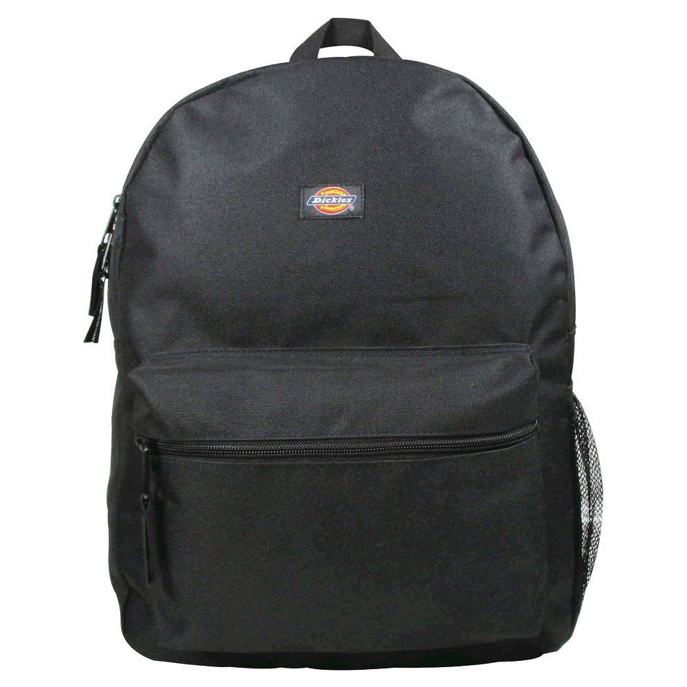 "Image of ""Dickies 17"""" Student Backpack - Black, Size: Large"""