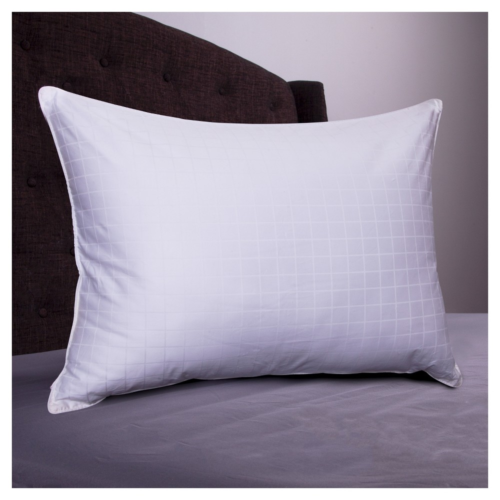 Image of Candice Olson 80/20 Feather and Down Pillow - (King), White