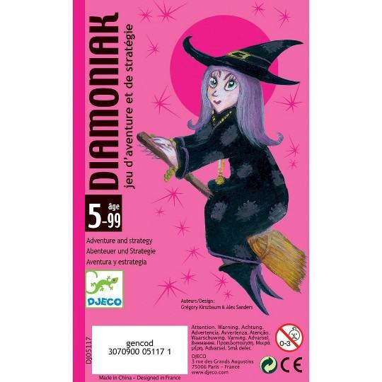 Asmodee Diamoniak Card Game image number null