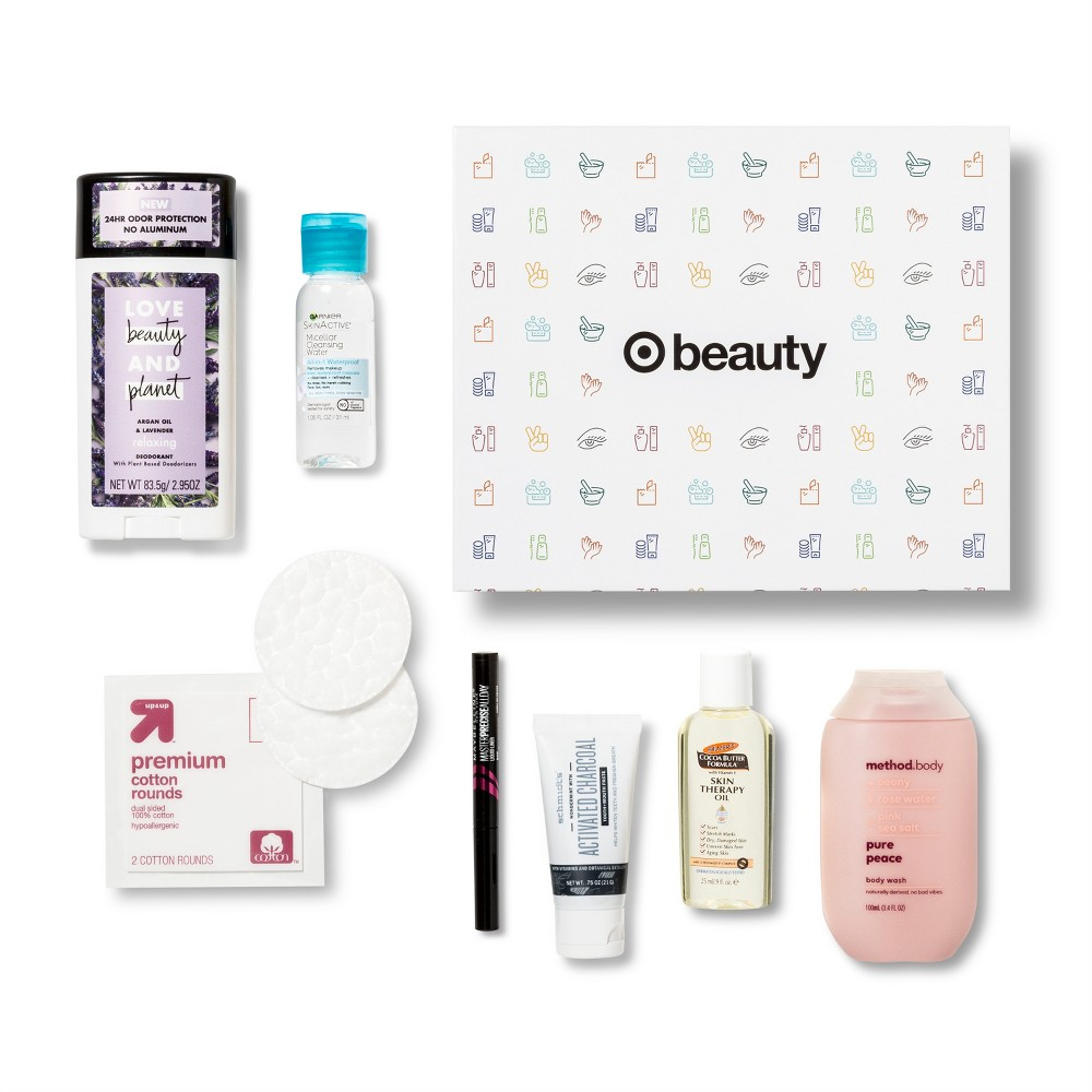 Target Beauty Box - January Beauty