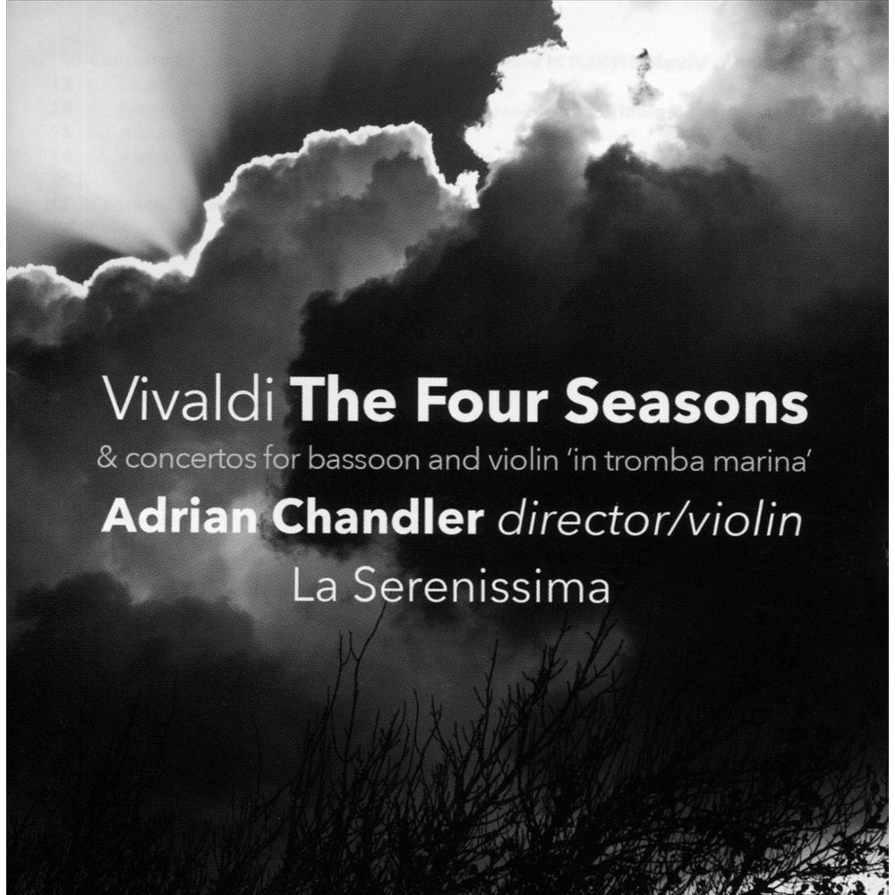 La Serenissima - Vivaldi:Tour Seasons (CD)