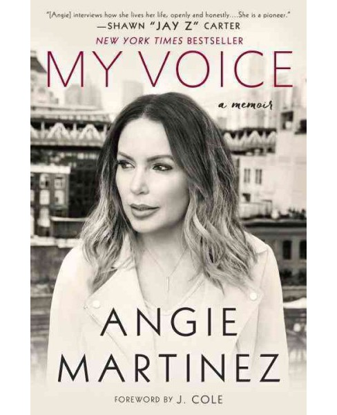 My Voice (Reprint) (Paperback) (Angie Martinez) - image 1 of 1