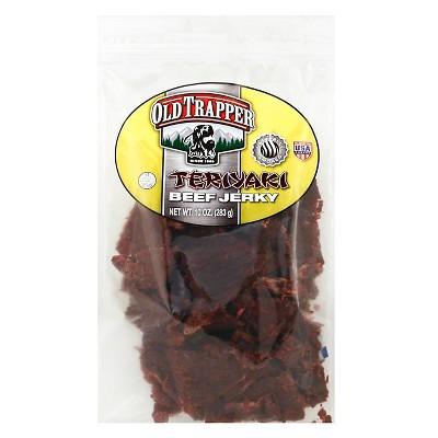 Old Trapper® Teriyaki Beef Jerky - 10oz