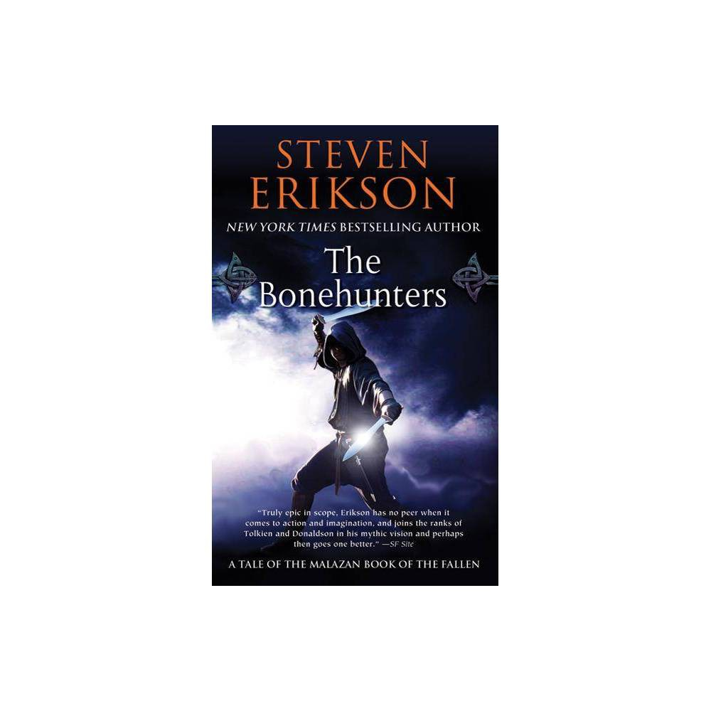The Bonehunters Malazan Book Of The Fallen Paperback By Steven Erikson Paperback