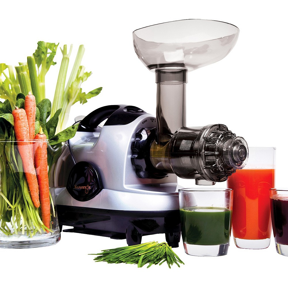 Kuvings Masticating Slow Juicer NJE3580U – Silver 16645857