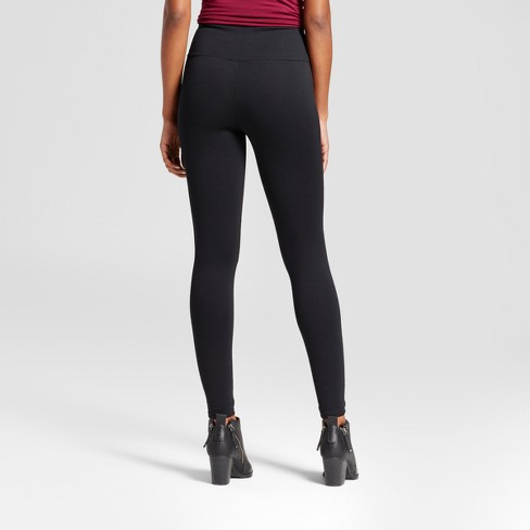 59dff74ad8740 Assets By Spanx Women s Faux Leather Front Legging   Target