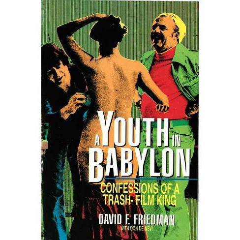 A Youth in Babylon - by  David F Friedman (Paperback) - image 1 of 1
