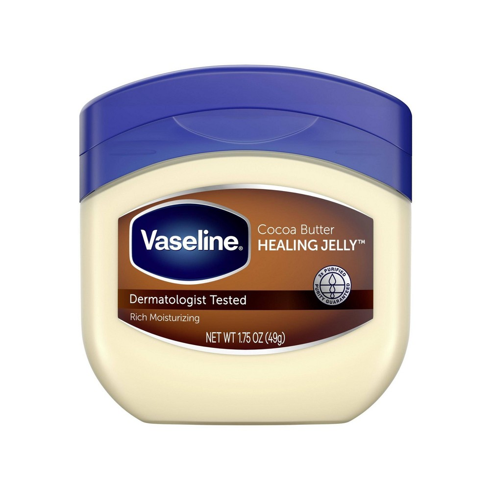 Image of Vaseline Cocoa Butter Healing Petroleum Jelly - 1.75oz