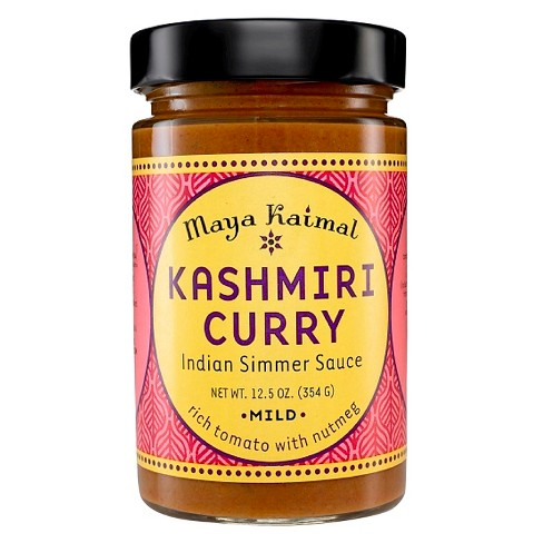 Maya Kaimal Mild Kashmiri Curry 12.5 oz - image 1 of 1