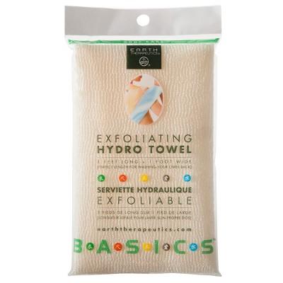 Earth Therapeutics Natural Exfoliating Hydro Towel