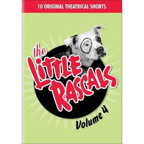 Little Rascals: Vol. 4 (DVD)(2011) - image 1 of 1