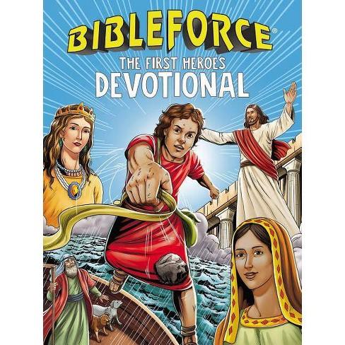 Bibleforce Devotional - by  Tama Fortner (Hardcover) - image 1 of 1