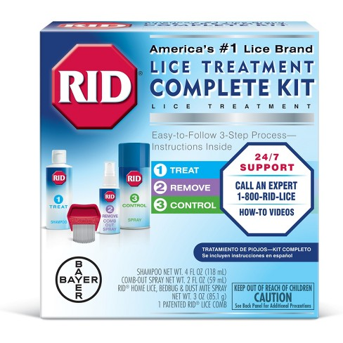 RID® Complete Lice Elimination Kit - image 1 of 1