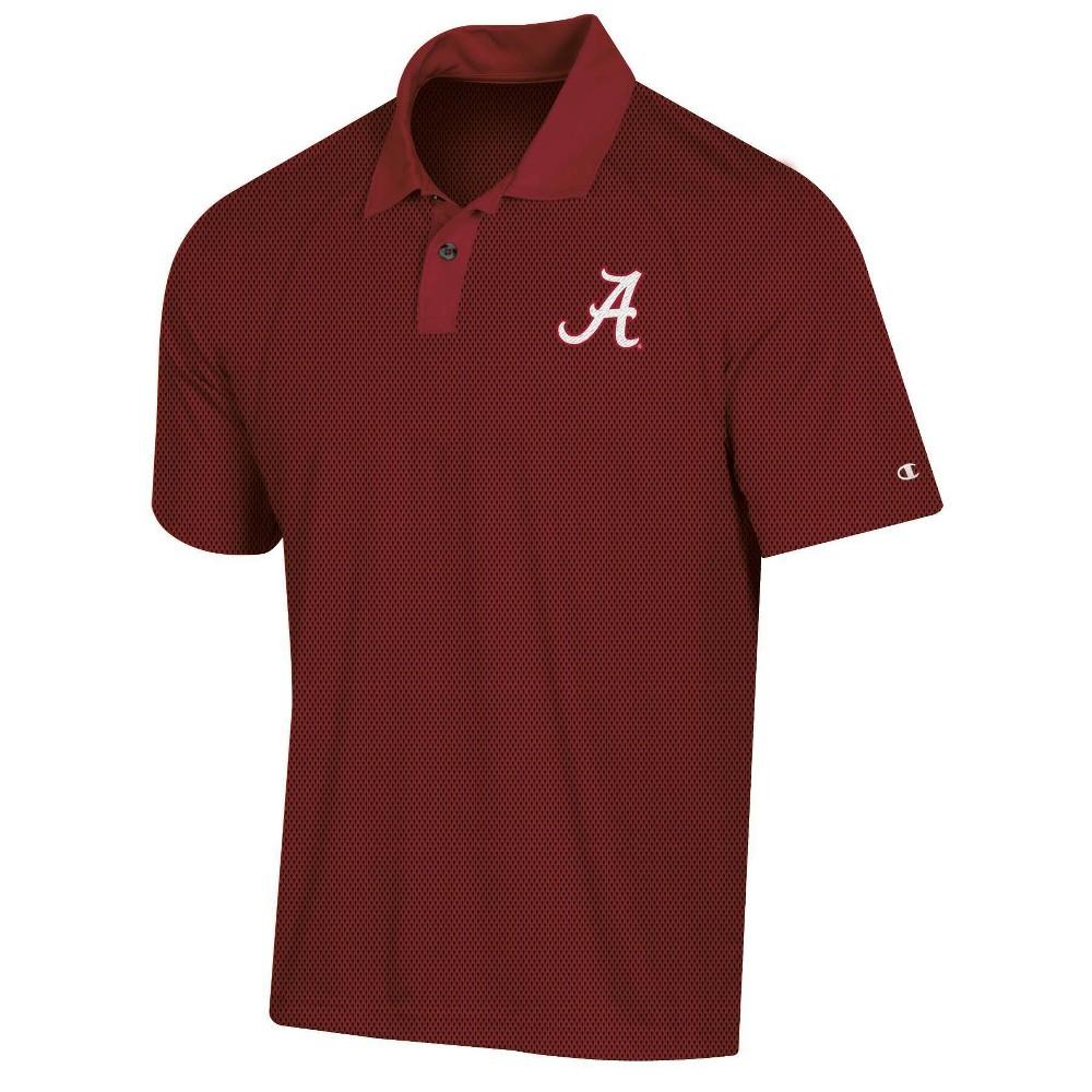 Ncaa Alabama Crimson Tide Men 39 S Polo Shirt L