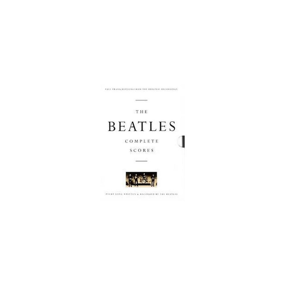 Beatles : Complete Scores (Hardcover)